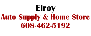 Elroy Auto Supply & Home Store
